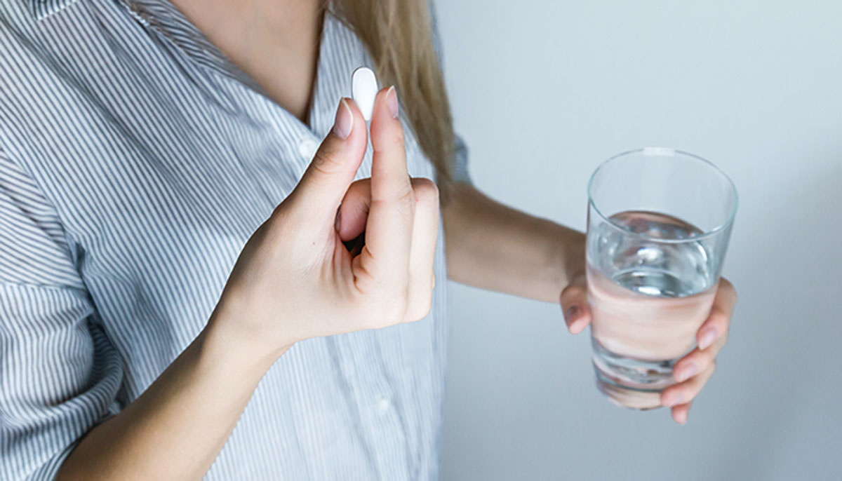 How to Swallow a Pill